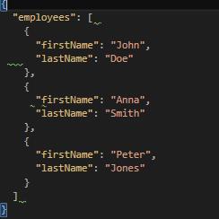JSON serialization in C#